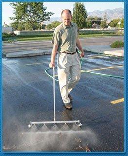 Watersweeper Water Broom The Ultimate Way To Clean Up